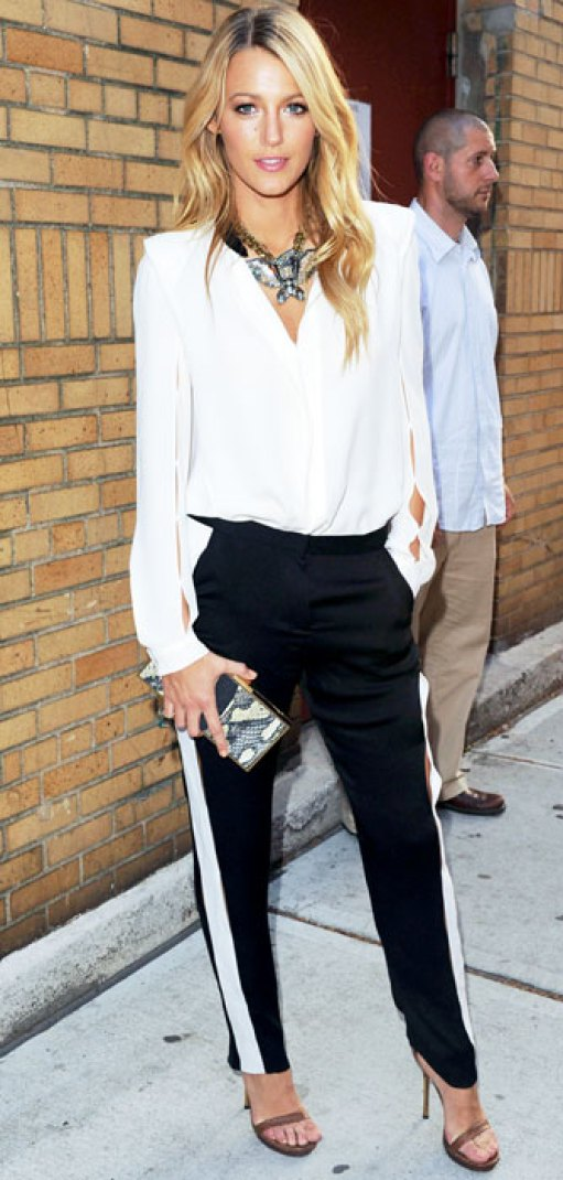 Work It: How to Wear Track Pants To Work (Yes You Read That Right)
