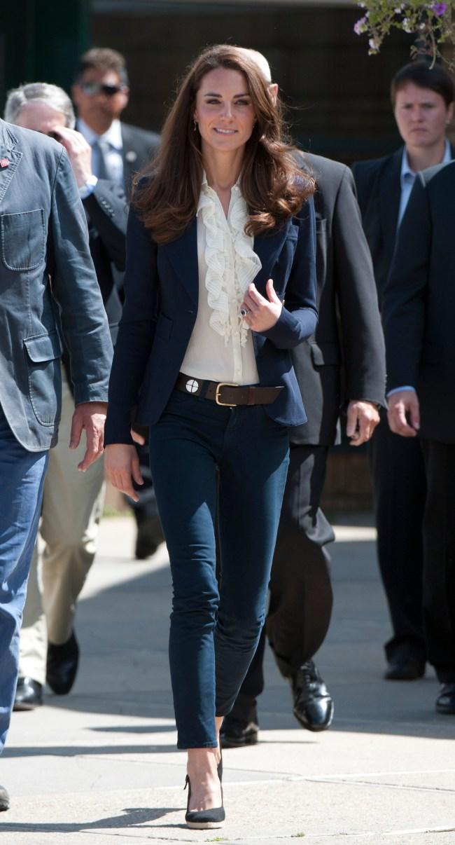 Kate Middleton classic style type quiz