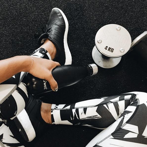 Hannah Bronfman sneakers