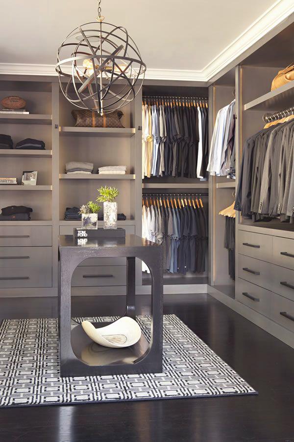 Spare closet