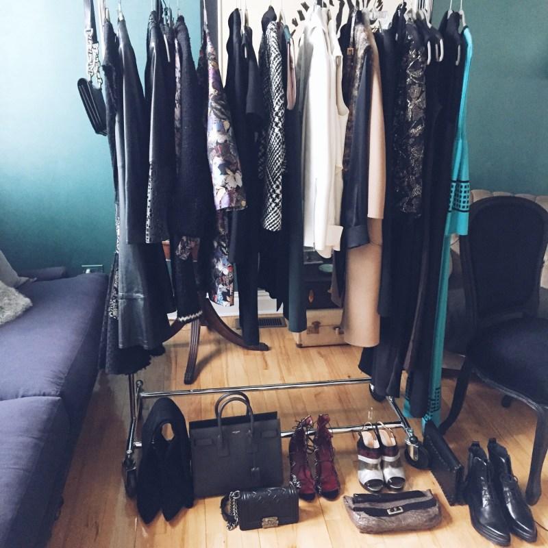 Paris Fashion Week Packing