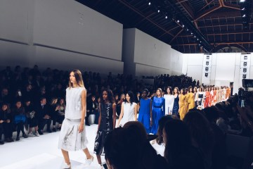 Hermès Spring 2016 Finale