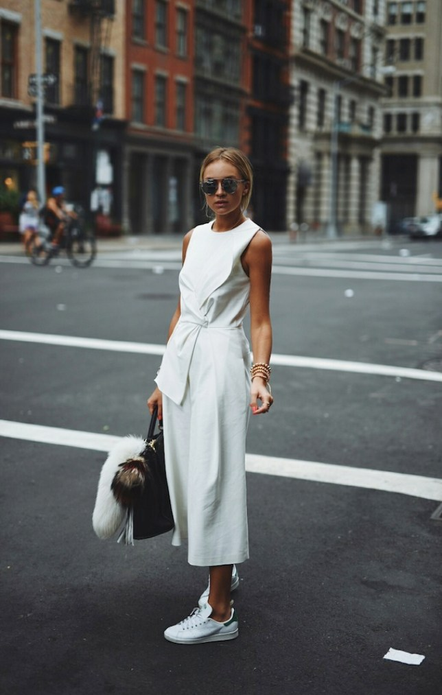 Interview with Nina Suess fashion blogger