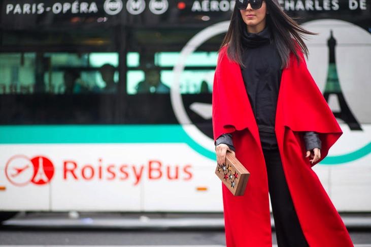Street style, Harper's Bazaar