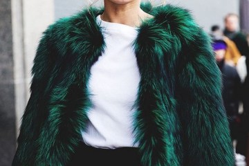 On Trend: Flashy Furs
