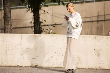 OBSESSED: The Boxy Sweatshirt