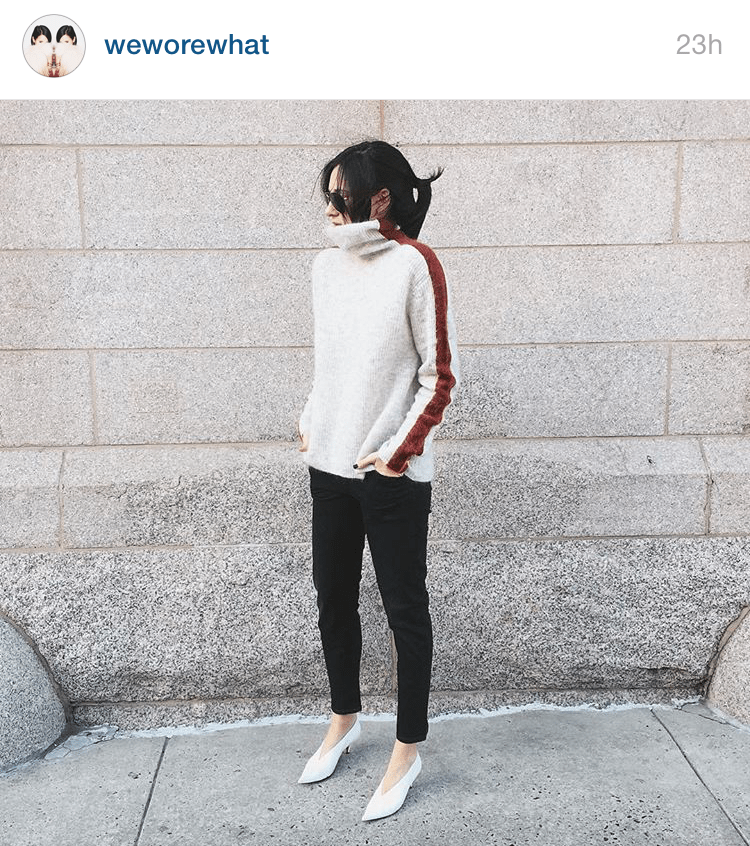 #SNAPSHOP: The Turtleneck Sweater