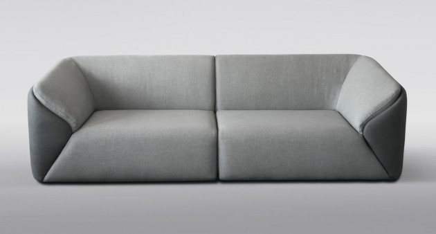 A BONELI Sofa 60 - Very chic with clean lines.