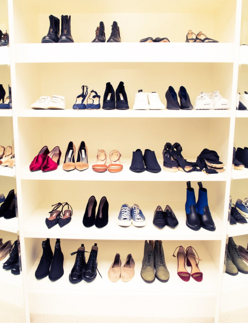 5 Steps to Editing Your Closet in the New Year