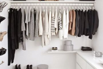 dream closet wardrobe