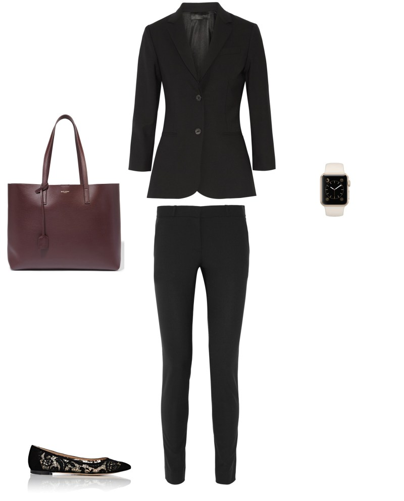 The row Pant Suit