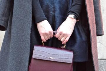 Melinda Knight Street Style - Alaia, Dior and Saint Laurent