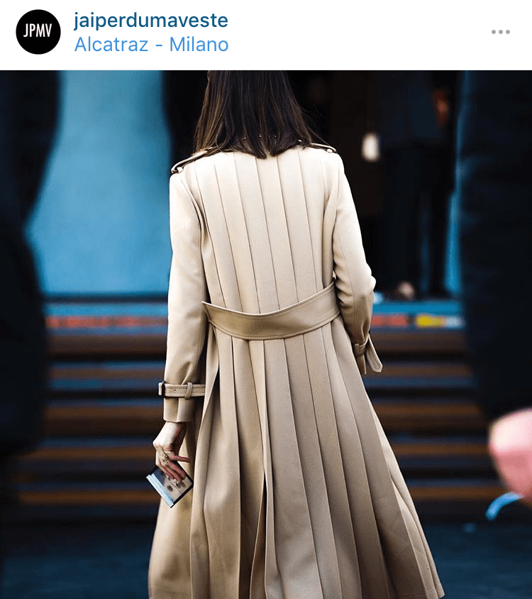 #SNAPSHOP: Pleat Party