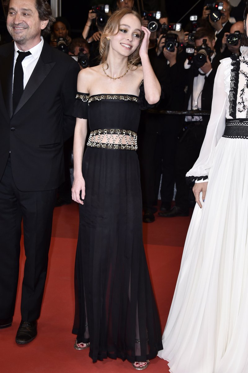 Lily Rose Depp Cannes Film Festival