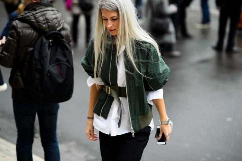 Sarah Harris street style