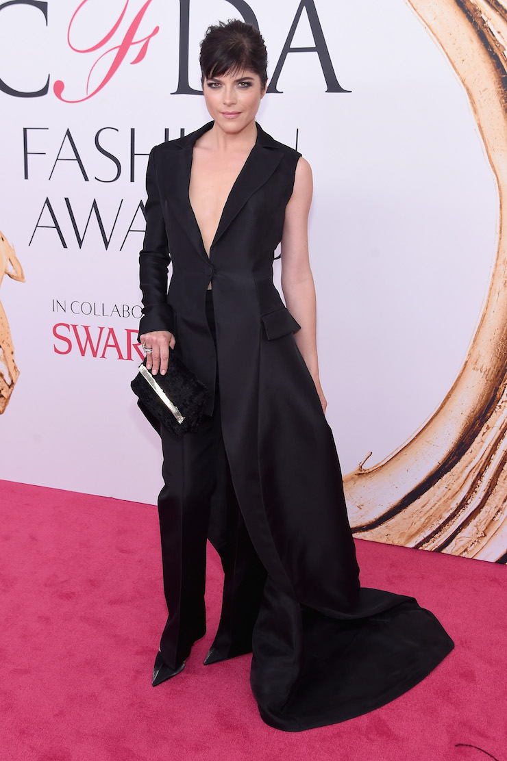 2016 CFDA Fashion Awards Selma Blair