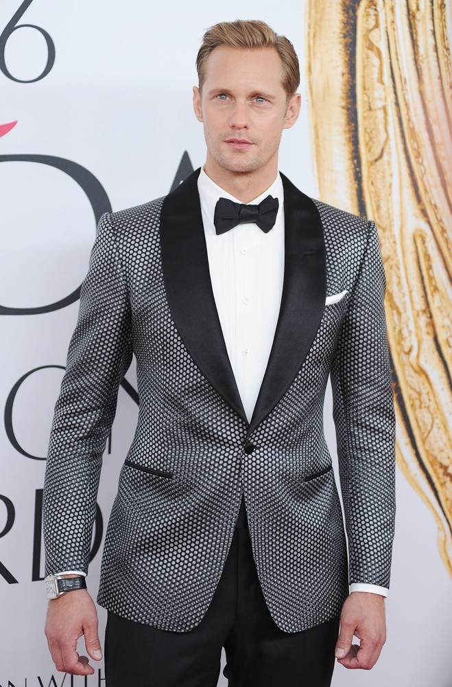 2016 CFDA Fashion Awards Alexander Skarsgard