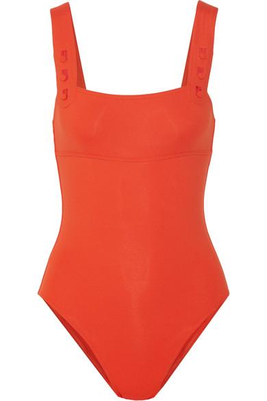 Eres Orange Swimsuit