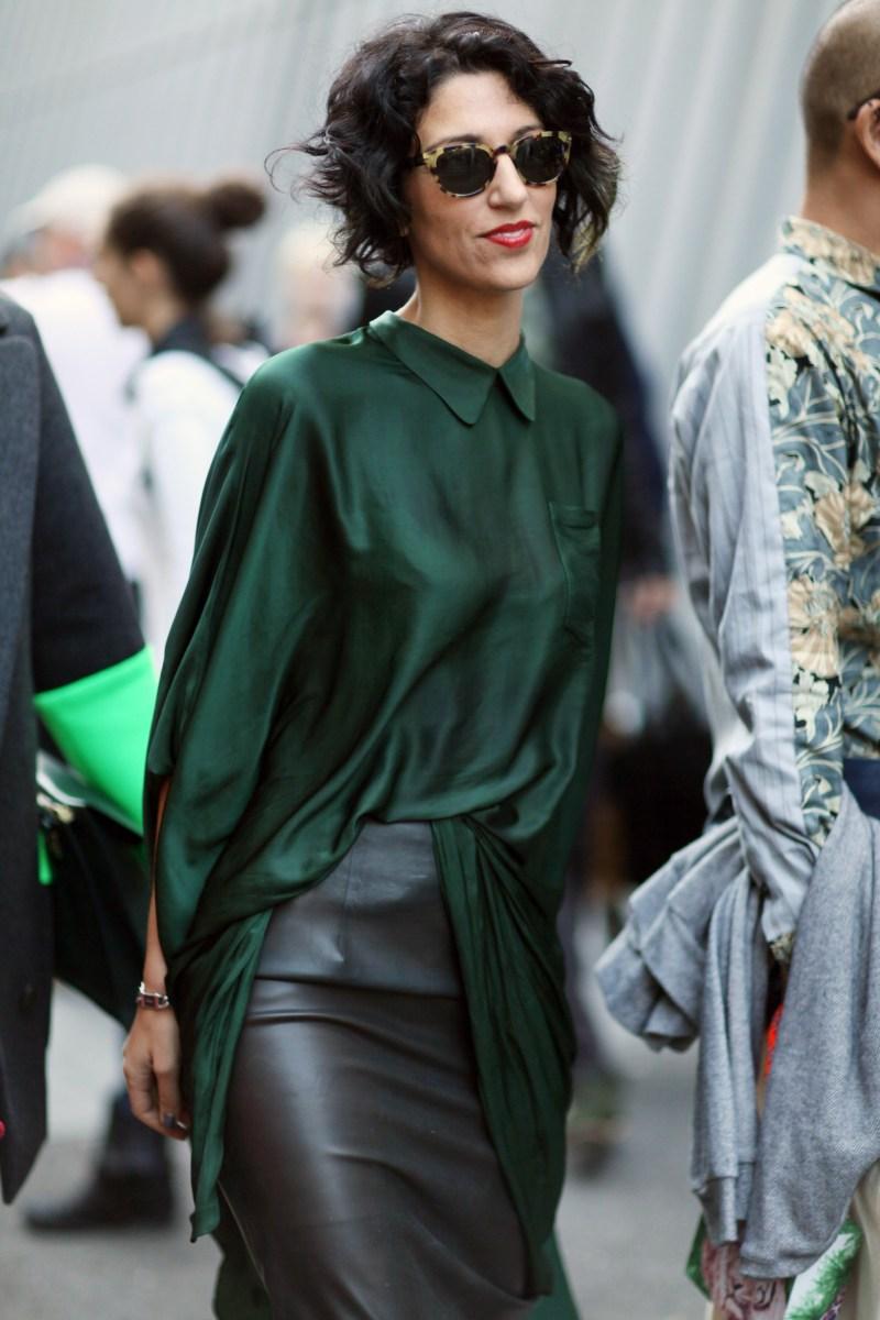 Yasmine Sewel Street Style