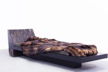 Rick Owens Petrified Wood Bed