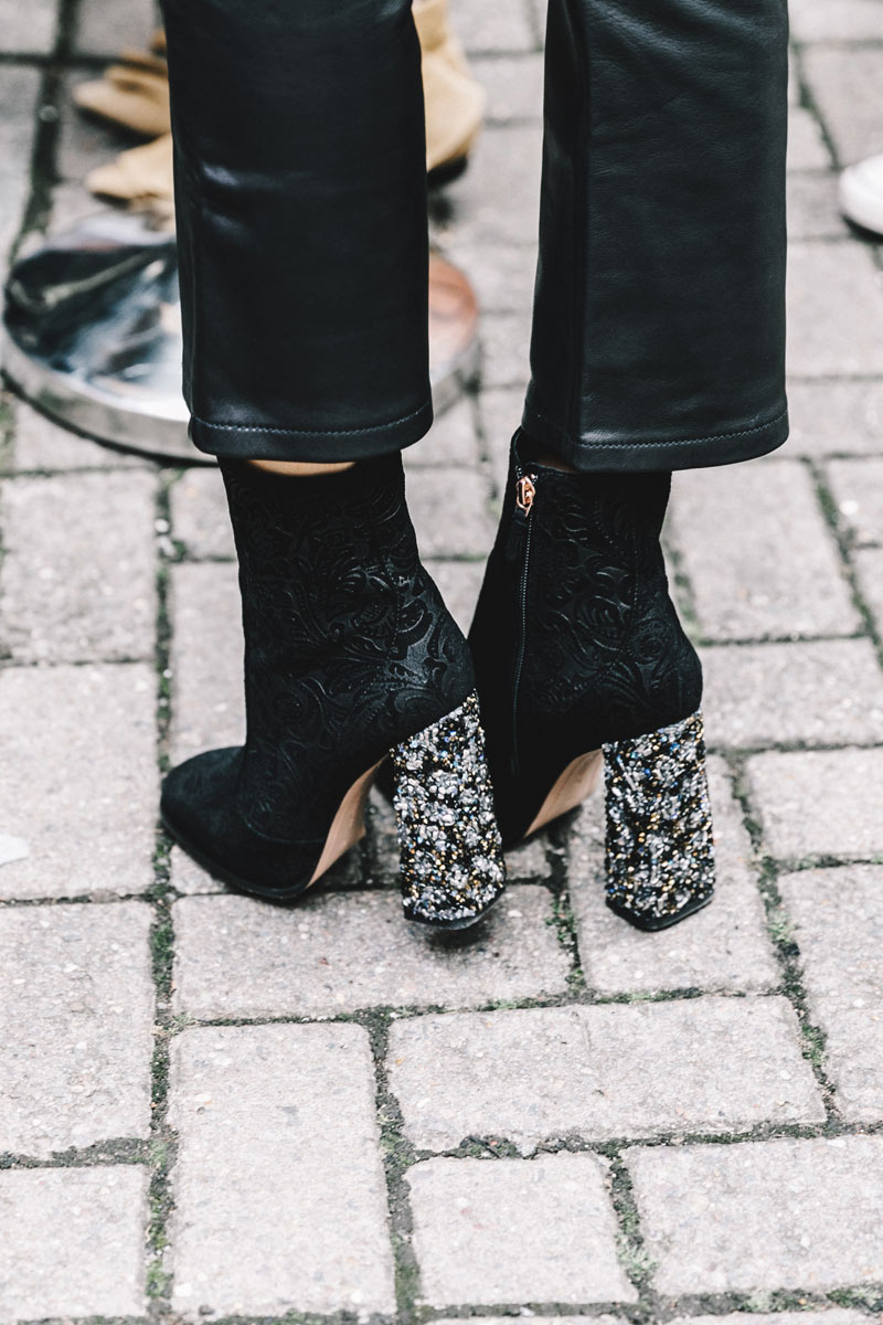 Statement Boots Street Style