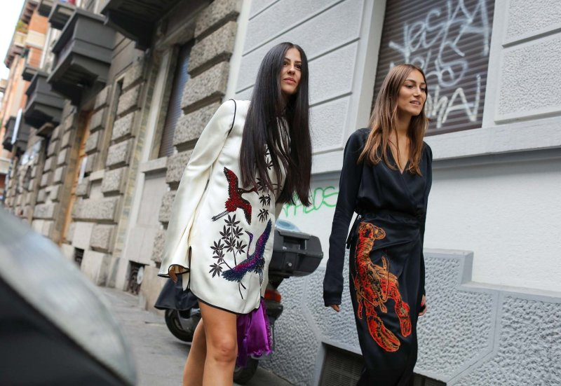 Embroidery street style