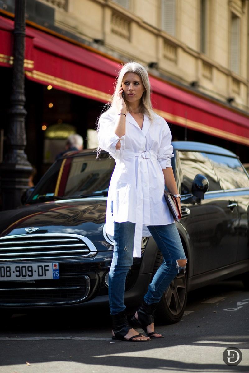 Shirt street style