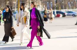 color street style