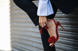 Suede Summer Shoes