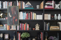 5 Tricks For The Perfect Bookshelves