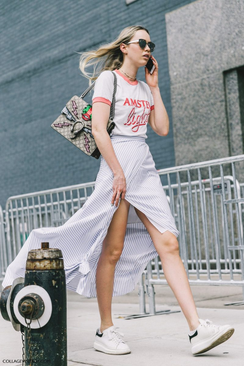 Fresh T-Shirt Outfit Ideas for Hot Days
