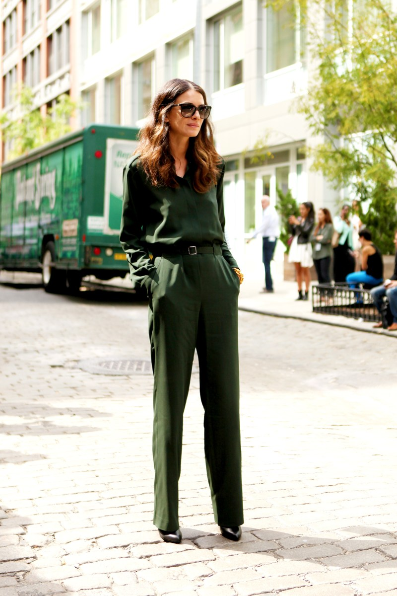 Visual Therapy: 3 Jumpsuits Every Woman Needs