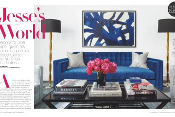 VT Home is featured in NYC&G Magazine