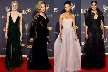 Emmys 2017 fashion