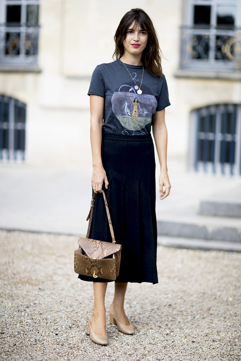 Our Favorite Street Style from Paris Fashion Week