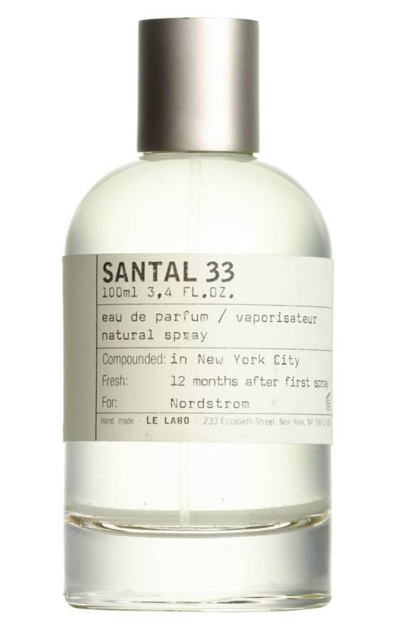 Le Labo Perfume Santal 33