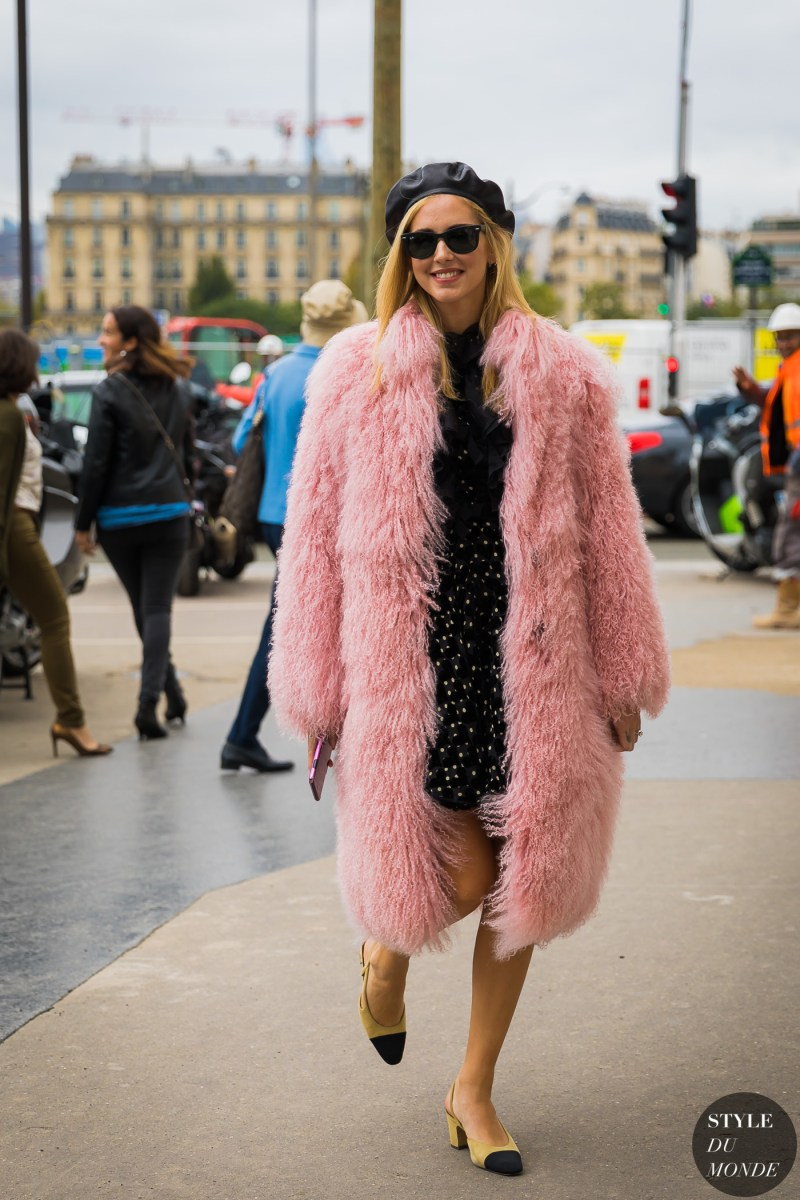 Chiara Ferragni by STYLEDUMONDE Street-Style-Fashion-Photography