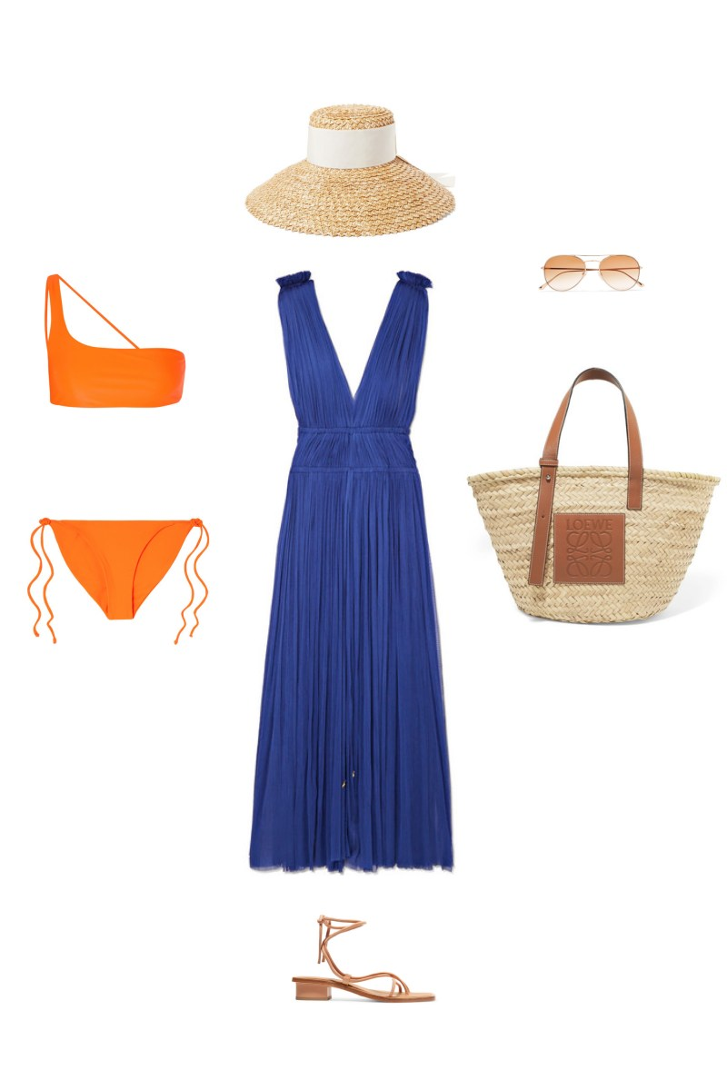 Memorial Day Beach Outfit