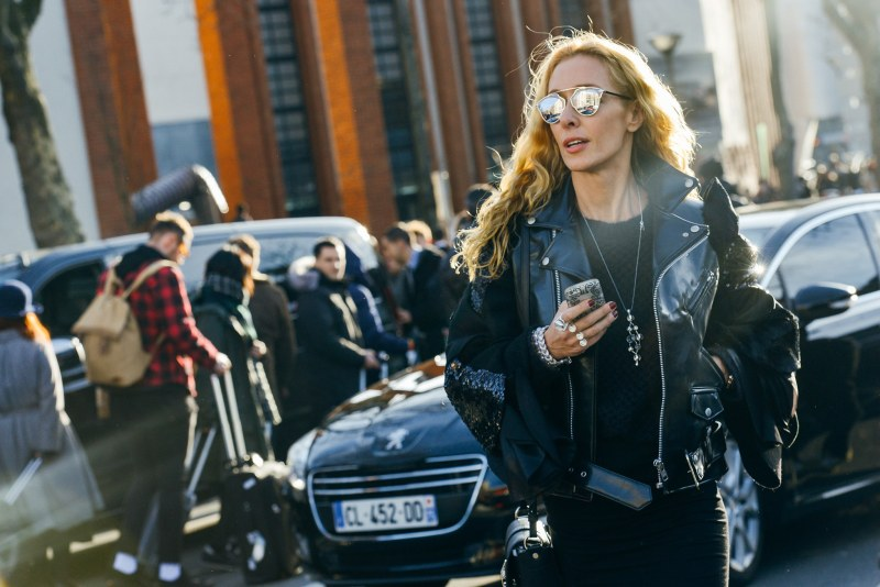Dior Sunglasses street style