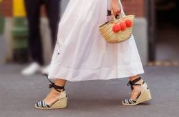 5 Chic Ways to Wear Espadrilles