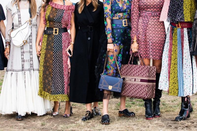 Paris Fashion Week Kick Off