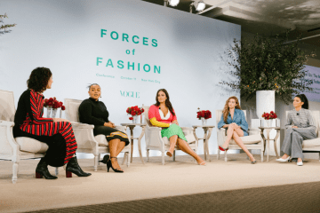 Insider Access: Vogue's 2nd Annual 'Forces of Fashion' Conference
