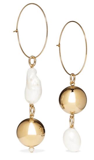 Mounser earrings