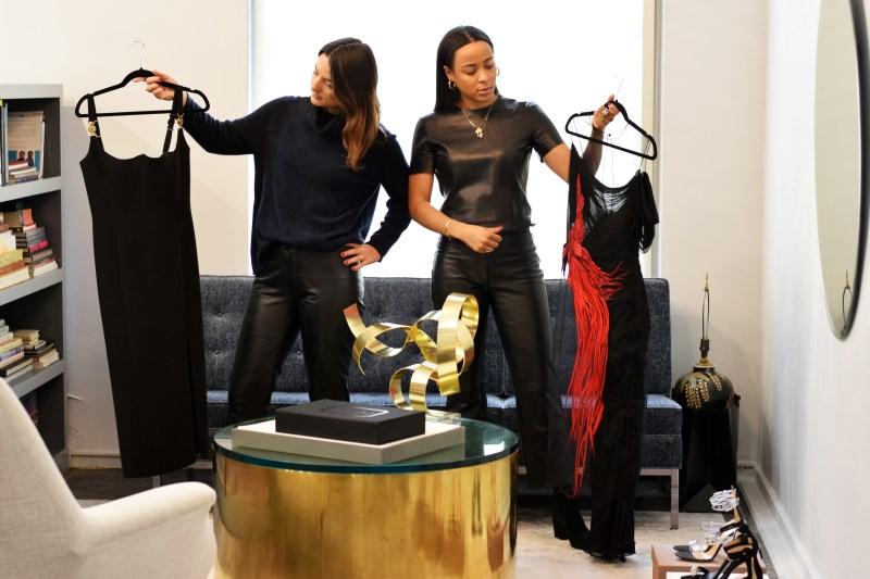 Gabriela Rocha & Kellye Henton