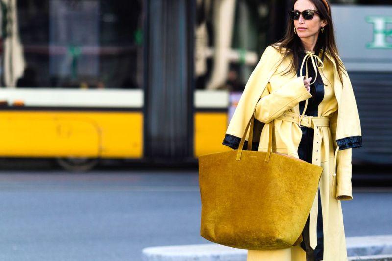 Milan street style aw 2019