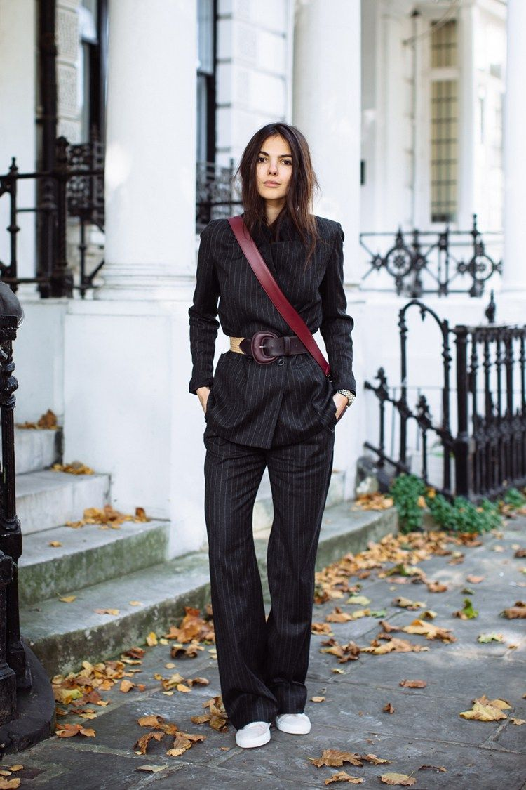 classic clothing street style