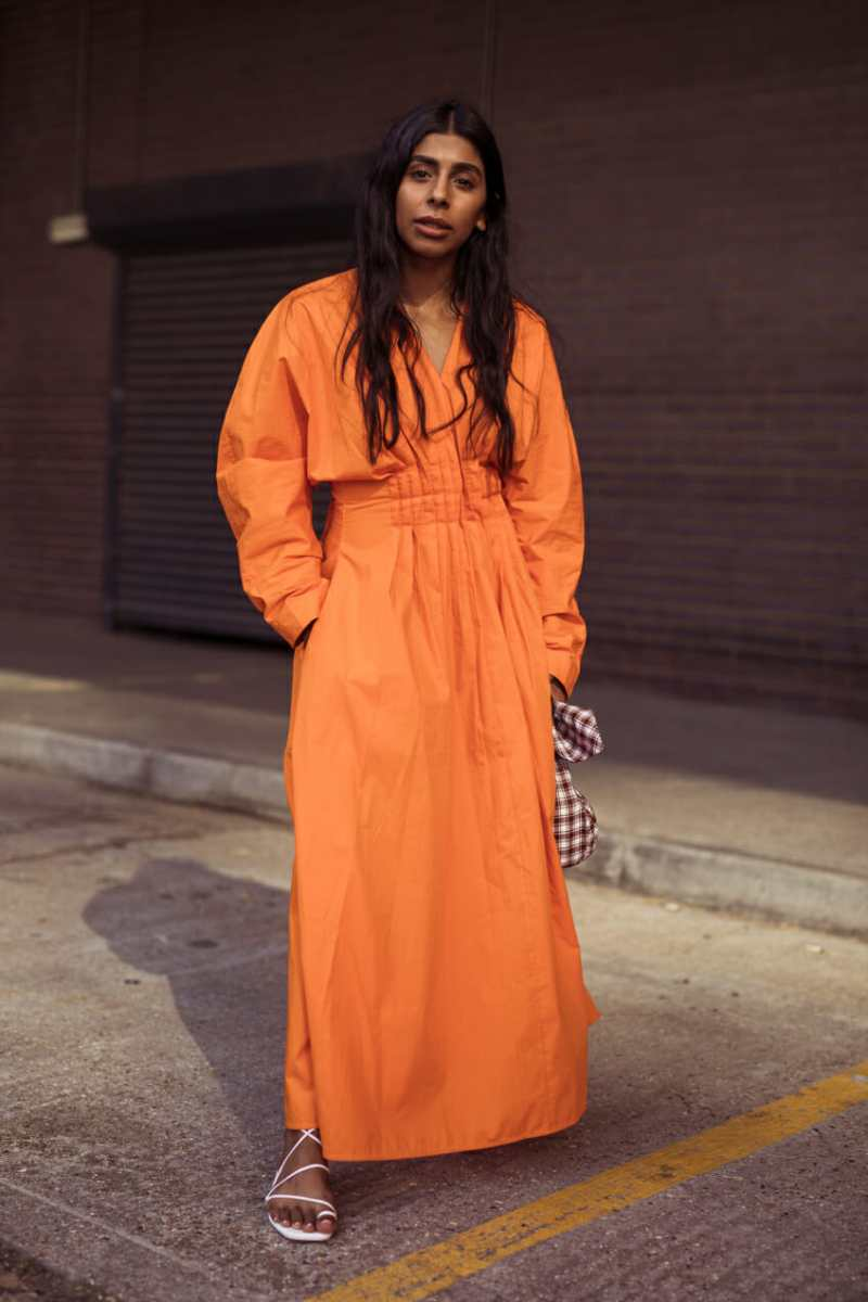 Visual Therapy: LFW Spring 2020 Street style