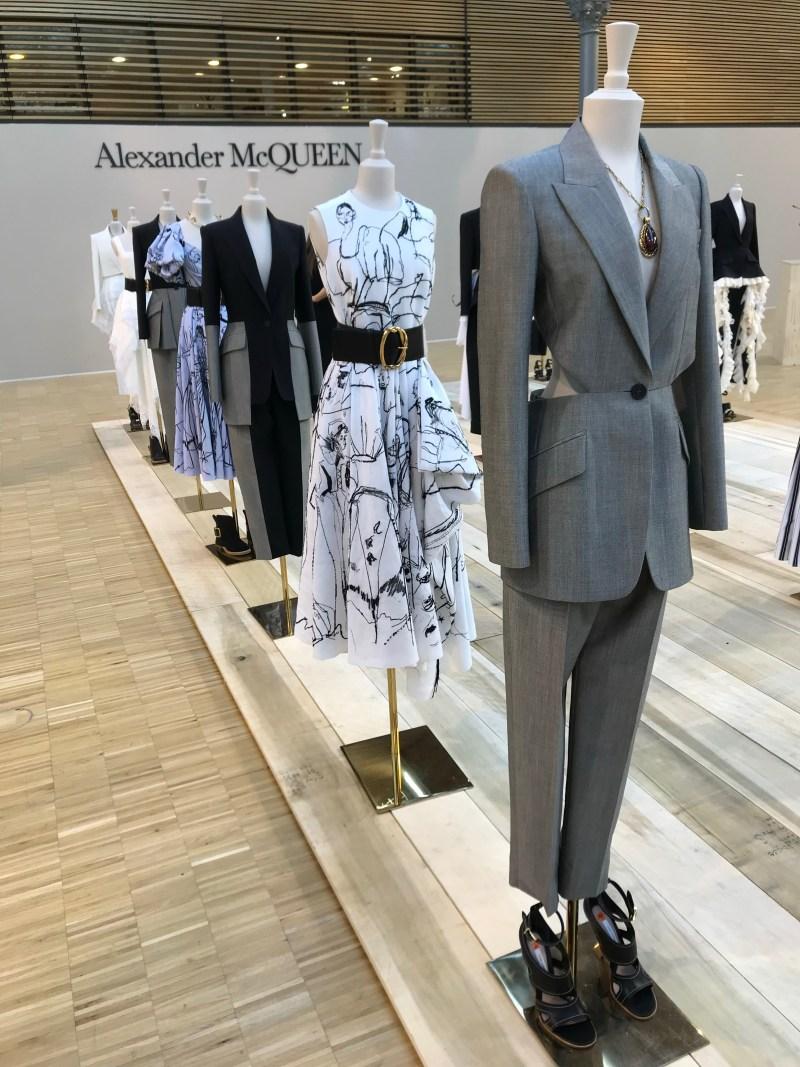 Alexander McQueen Showrom Spring 2020