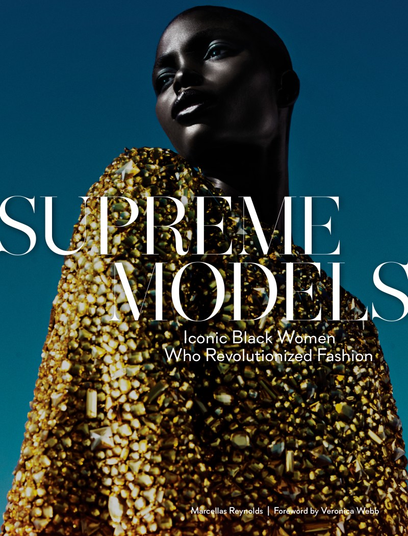 Supreme Models Book Cover