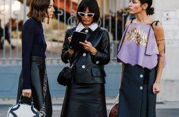 Milan street style 2020